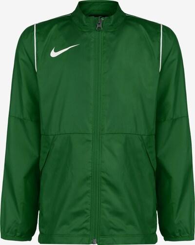 NIKE Sportjas 'Park 20 Repel' in de kleur Groen / Wit, Productweergave