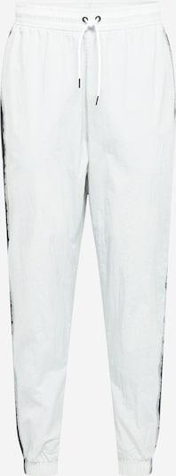 NIKE Spodnie sportowe w kolorze jasnoszary / czarny / białym, Podgląd produktu