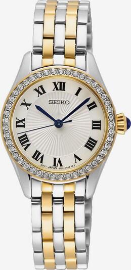 SEIKO Uhr in gold / silber, Produktansicht