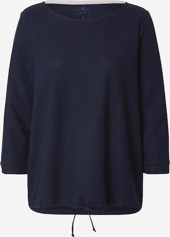 TOM TAILOR Tričko - Modrá