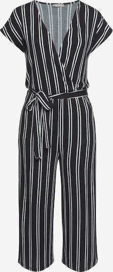 TAMARIS Jumpsuit in schwarz / weiß, Produktansicht