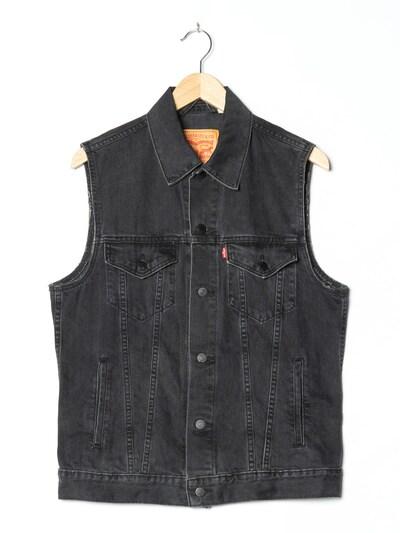 LEVI'S Jeansweste in L-XL in schwarz, Produktansicht