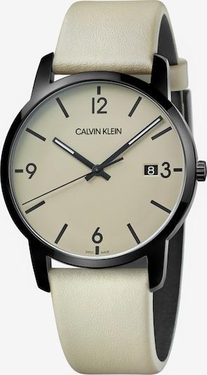 Calvin Klein Quarzuhr in braun, Produktansicht