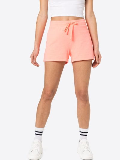 GAP Pantalon en corail, Vue avec modèle