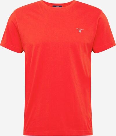 Tricou GANT pe roși aprins, Vizualizare produs