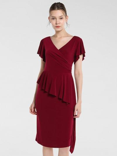 APART Cocktailkleid in rot, Modelansicht