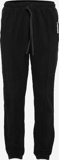 Pantaloni Worst Behavior pe negru, Vizualizare produs