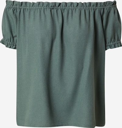 VERO MODA Блуза 'ASTIMILO' в тревнозелено: Изглед отпред
