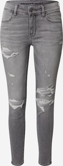 AERIE Džinsa legingi, krāsa - pelēks džinsa, Preces skats