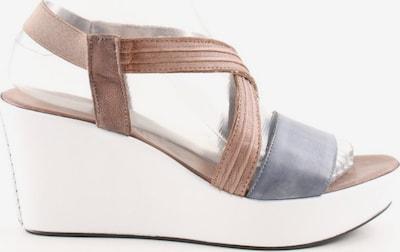 Bagatt Riemchen-Sandaletten in 38 in blau / bronze / weiß, Produktansicht