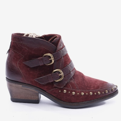 A.S.98 Dress Boots in 39 in Bordeaux, Item view