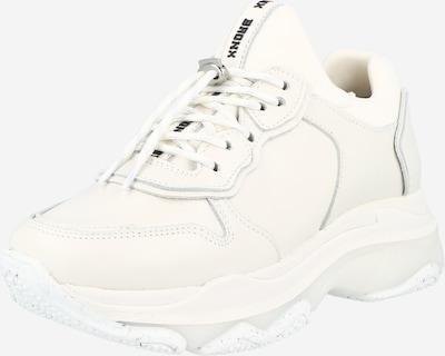 BRONX Niske tenisice 'Baisley' u crna / bijela, Pregled proizvoda