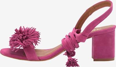 IZIA Sandale in pink, Produktansicht