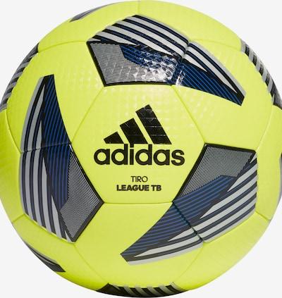 ADIDAS PERFORMANCE Ball in blau / gelb / schwarz / weiß, Produktansicht
