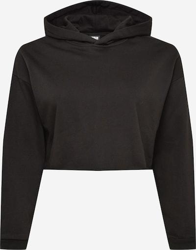 Urban Classics Curvy Sweatshirt in Black, Item view