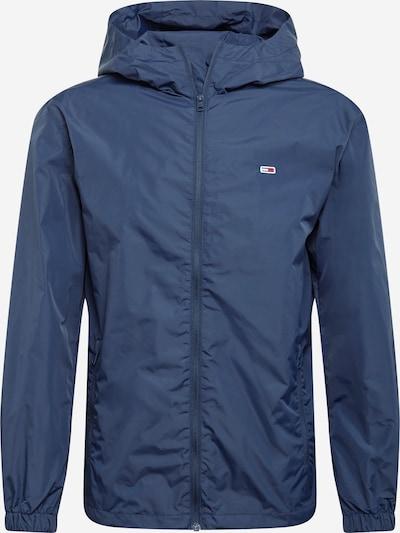 Tommy Jeans Prechodná bunda - námornícka modrá / červená / biela, Produkt