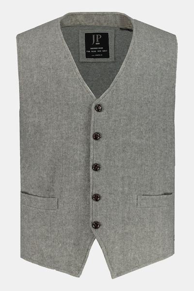 JP1880 Strickweste in grau, Produktansicht