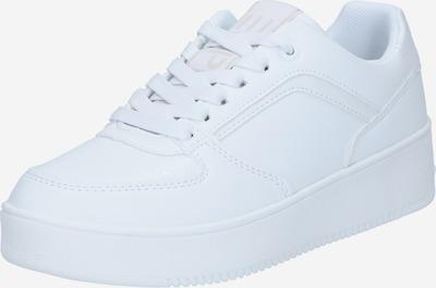 ESPRIT Ниски сникърси 'Madicken' в бяло: Изглед отпред