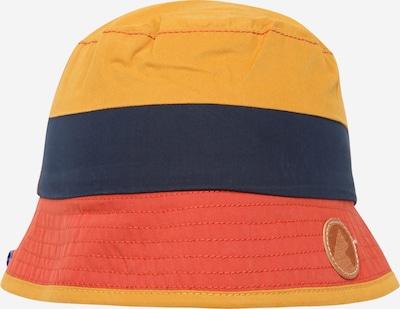 FINKID Sombrero 'LASSE' en navy / dorado / naranja oscuro, Vista del producto