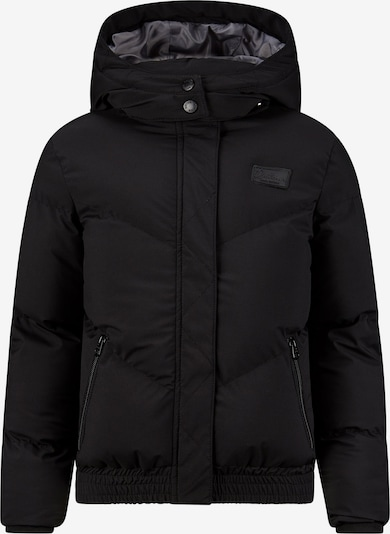 Retour Jeans Winter Jacket 'Abby' in Black / White, Item view