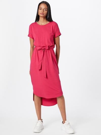 Ci comma casual identity Kleid in melone, Modelansicht