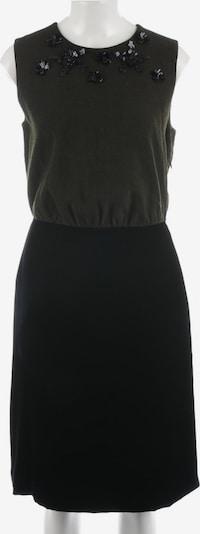 PRADA Kleid in M in khaki / schwarz, Produktansicht