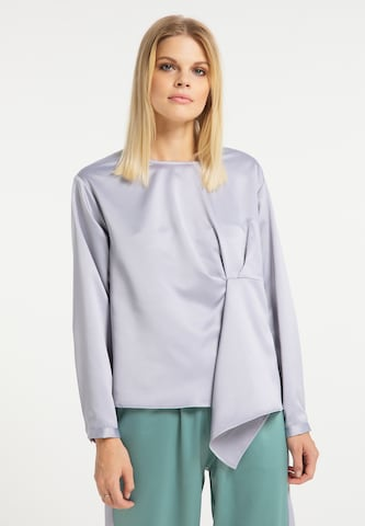 RISA Blouse in Grey