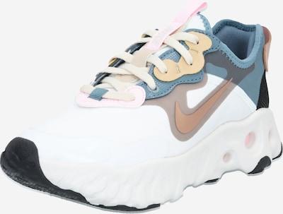 Nike Sportswear Sneaker 'React ART3MIS' in mischfarben / weiß, Produktansicht