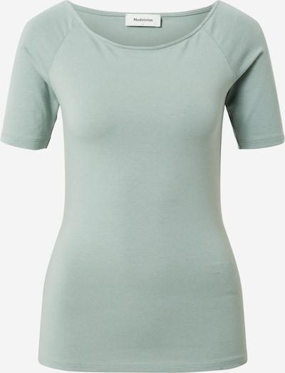 Tricou 'Tansy' modström pe verde pastel, Vizualizare produs