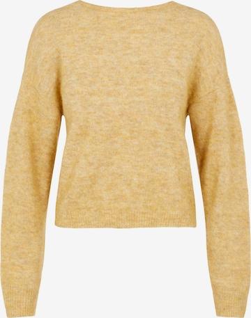 OBJECT Sweater 'Julie' in Yellow