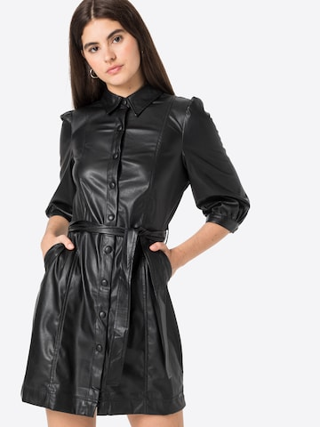 Q/S by s.Oliver Shirt Dress in Black