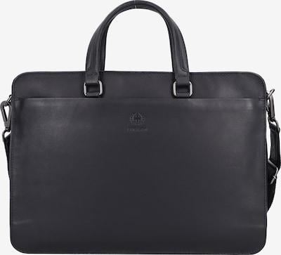 STRELLSON Aktentasche 'Bakerloo' in schwarz, Produktansicht