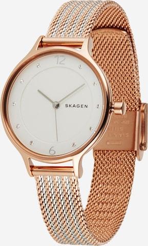SKAGEN Uhr 'SKW2749' in Gold