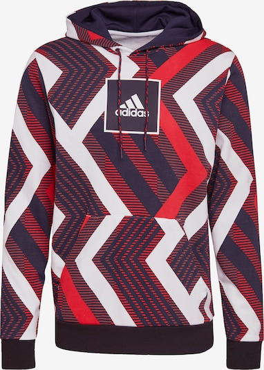 ADIDAS PERFORMANCE Sweatshirt in de kleur Gemengde kleuren: Vooraanzicht
