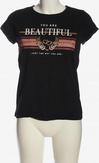 mister*lady Print-Shirt in S in rot / schwarz / weiß, Produktansicht