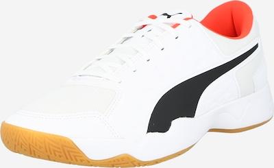 PUMA Sportschoen 'Auriz' in de kleur Koraal / Zwart / Wit, Productweergave