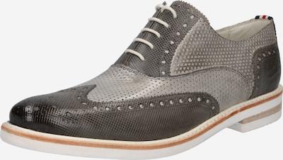 MELVIN & HAMILTON Zapatos con cordón 'Scott 12' en gris / gris claro, Vista del producto