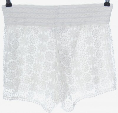 Hunkemöller Shorts in S in White, Item view