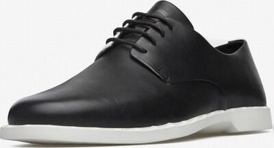 CAMPER Chaussure à lacets ' Twins ' en noir, Vue avec produit