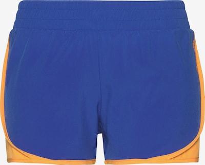 BENCH Shorts in blau / orange, Produktansicht