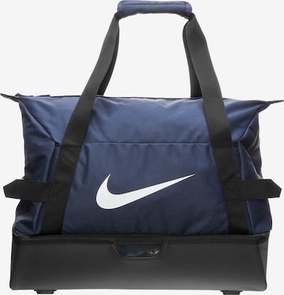 NIKE Sporttas in de kleur Blauw / Zwart, Productweergave