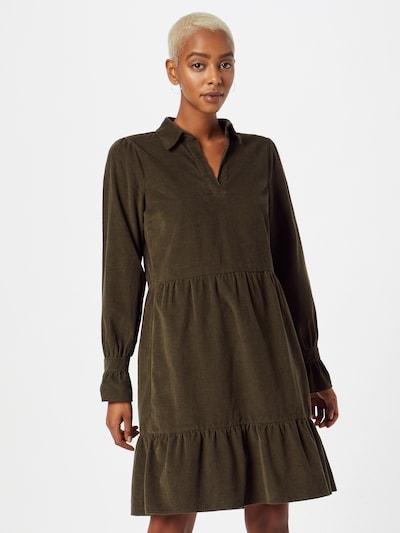MORE & MORE Shirt Dress in Khaki, View model