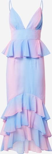Rochie de seară Chi Chi London pe albastru / roz, Vizualizare produs
