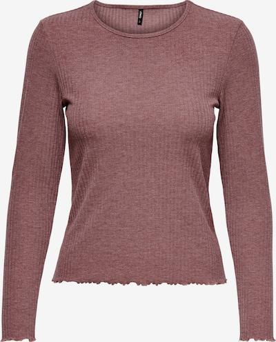 ONLY Shirt 'Nella' in altrosa, Produktansicht