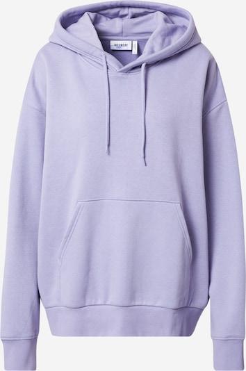 WEEKDAY Sweatshirt 'Alisa' in de kleur Lichtlila, Productweergave