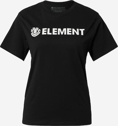 ELEMENT T-shirt fonctionnel en noir / blanc, Vue avec produit