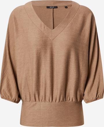 OPUS Sweatshirt 'Golara' in Braun