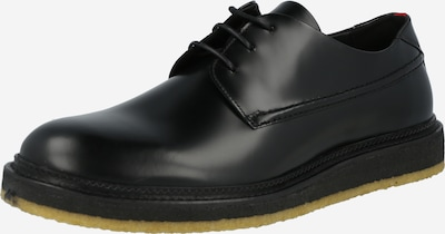HUGO Buty sznurowane 'Kiren' w kolorze czarnym, Podgląd produktu