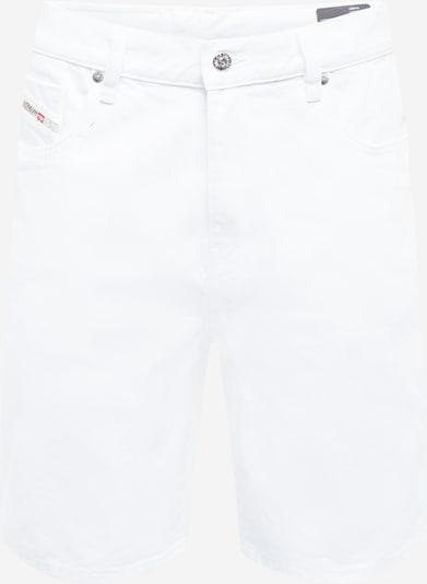 DIESEL Kavbojke | bela barva, Prikaz izdelka