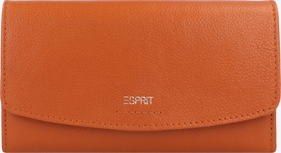 ESPRIT Geldbörse 'City' in orange, Produktansicht